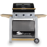 Sahara 3 Burner Gas BBQ