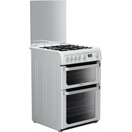 Hotpoint Newstyle HAGL60P Cooker - White
