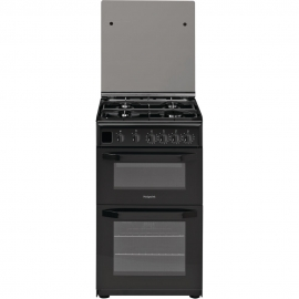 Hotpoint HD5G00CCBK/UK Cooker - Black