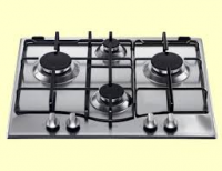 Hotpoint GC640IX 4 burner S/Steel