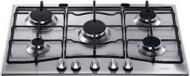 Hotpoint GC750X 5 burner S/Steel
