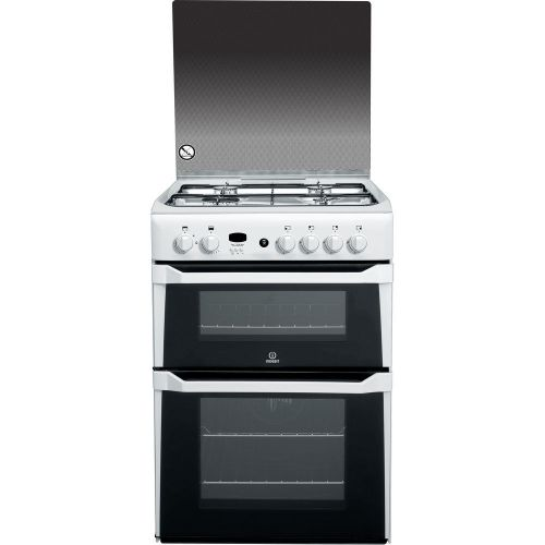 Indesit ID60G2W Cooker White