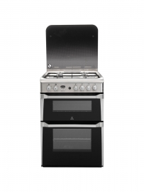 Indesit ID60G2X Cooker Stainless Steel