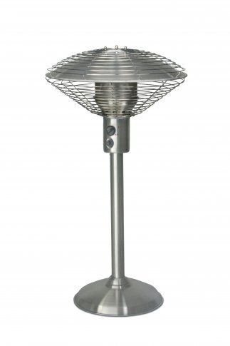 Tabletop Patio Heater Stainless Steel