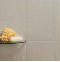 Beige Marquina Wall Tile Panel (2420mm x 1220mm x 3mm)