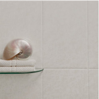 Frosty White Wall Tile Panel (2420mm x 1220mm x 3mm)