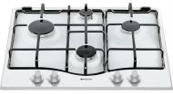 HOTPOINT GC640WH Gas Hob - White