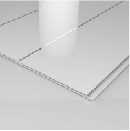 Ancona Single Chrome Gloss Ceiling Panels (2700mm x 250mm x 8mm)