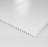 Ancona White Ash Ceiling Panels (2700mm x 250mm x 8mm)